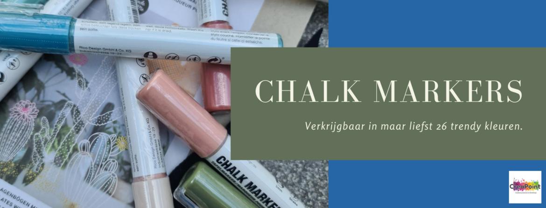 Nieuw: Chalk Art