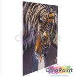 Crystal Art kit Tiger 70 x 70 cm_