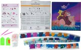 Crystal Art kit Disney Lion King Family (partial) 30 x 30 cm