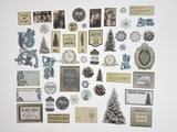 card stock Collectables frosted_