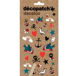 NIEUW Decalco Transfer stickers Tatoo_