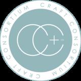 Craft Consortium 3D MDF Desk Organiser_