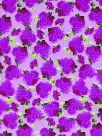 Decopatch papier roze rozen OP=OP