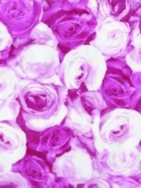Decopatch papier roze rozen*