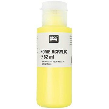 Acrylverf Neon geel Neon yellow