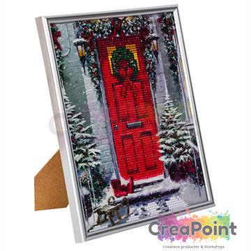 Crystal Art kit Garland Door 21 x 25 cm