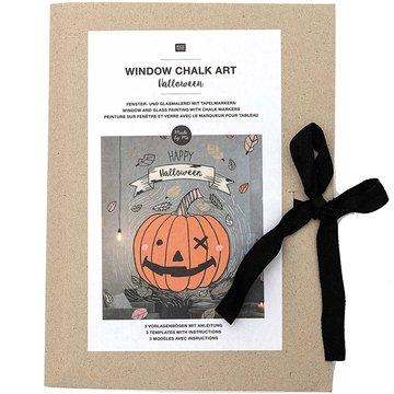 Window Chalk Art Templates 3 delig Halloween FSC Mix
