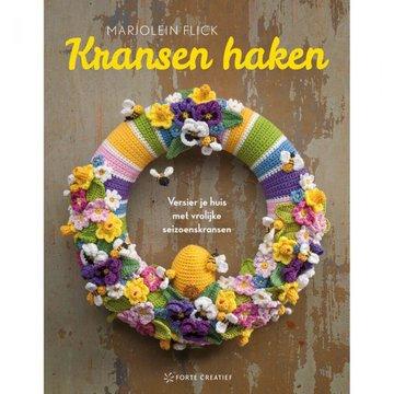 BOEK KRANSEN HAKEN - MARJOLEIN FLICK