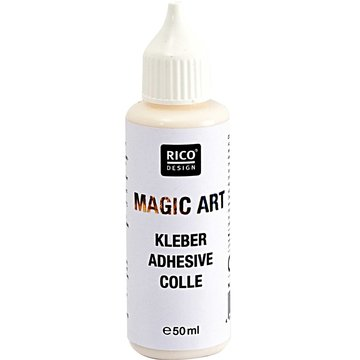 RICO DESIGN MAGIC ART LIJM VOOR TRANSFERFOLIE 50ML