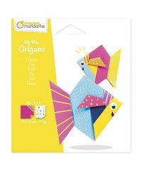 My little Origami, Vis, 12x12cm, 20+1 blad