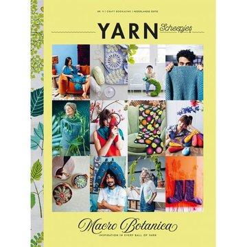 SCHEEPJES YARN BOOKAZINE 11 Macro Botanica