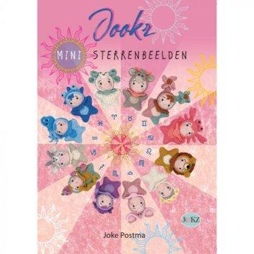 JOOKZ  MINI STERRENBEELDEN -  JOKE POSTMA