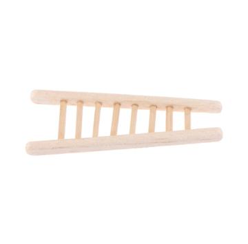 Ladder voor poppen hout 65mm