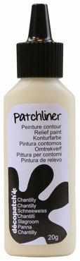 Patchliner Slagroom (sneeuwwit)