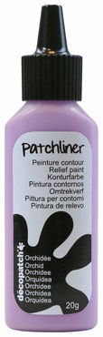 Patchliner Orchidee (lichtpaars)