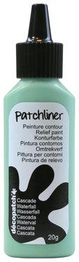 Patchliner Waterval (lichtblauw)