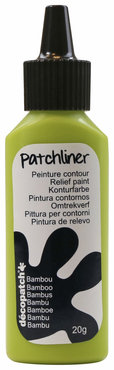 Patchliner Bamboe (groen)