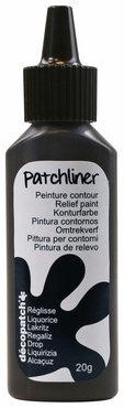 Patchliner Drop (antraciet)