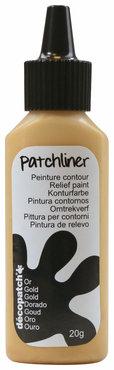 Patchliner Goud