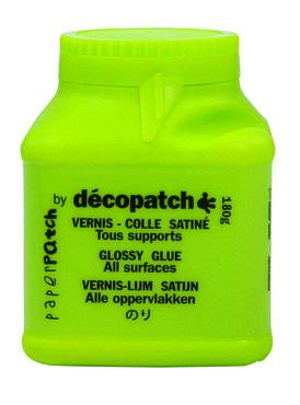 Paperpatch lijm & vernis 180 gram