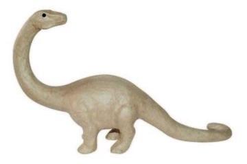 Decopatch dinosaurus 32 cm