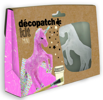 Decopatch Mini kit Eenhoorn