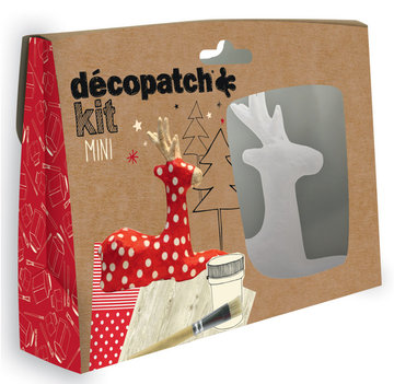 Decopatch Mini kit Rendier