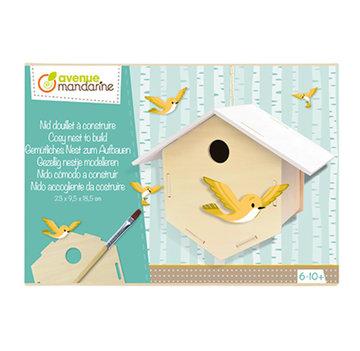 DIY Creatieve Box Vogelhuisje