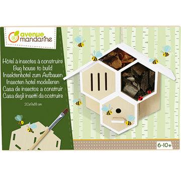 DIY Creatieve Box Insectenhotel