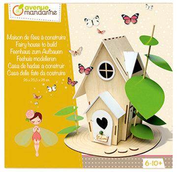 DIY Creatieve Box Fairy House Feehuis