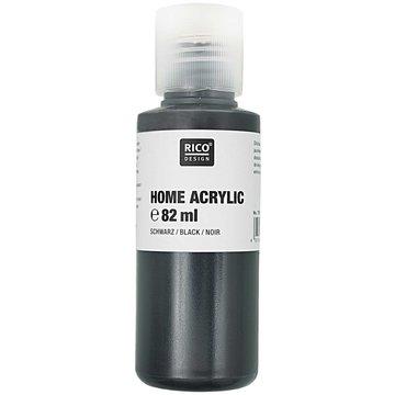 Acrylverf Zwart Black