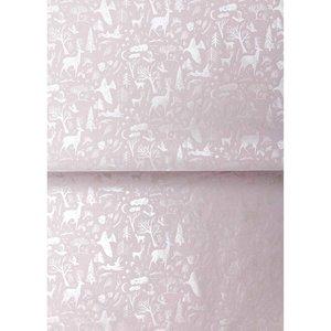 Paperpatch decoupagepapier Nostalgic Christmas lillac FSC mix