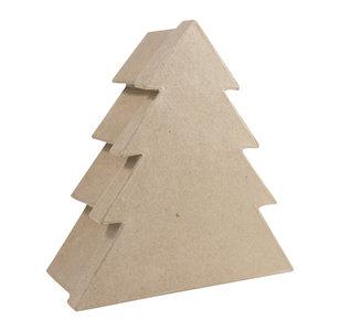 Opberger doos Kerstboom S