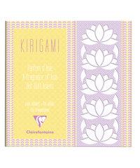 Kirigami boekje Aziatische geuren 52 blad 20x20cm