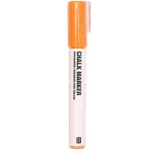 Chalk marker Krijtstift vloeibaar Oranje