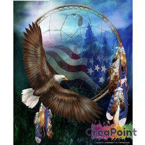 Full 5D Diamond Painting Arend USA 40x50cm