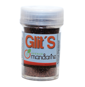 Glitters Chocolade bruin